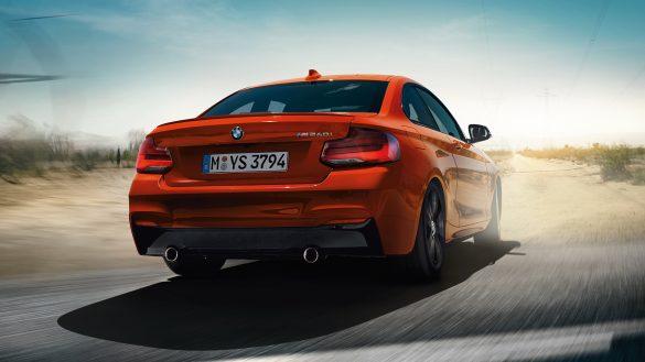 BMW 2er Coupé Heck