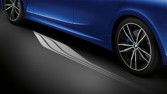 BMW 3er Limousine Welcome Light Carpet