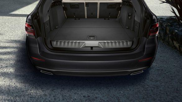 BMW 5er Touring Gepäckraum