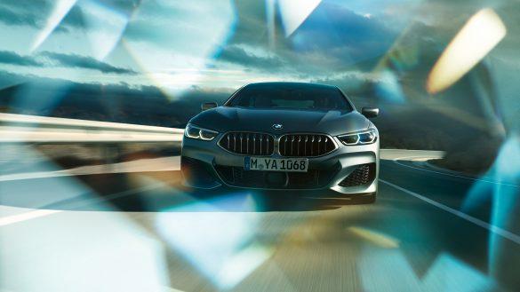 BMW 8er Gran Coupé Front