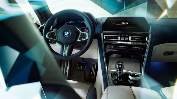 BMW 8er Gran Coupé Cockpit