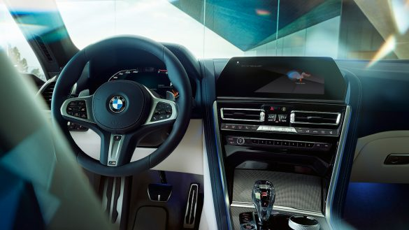 BMW 8er Gran Coupé Intelligent Personal Assistant