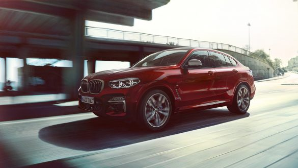 BMW X4 Front links