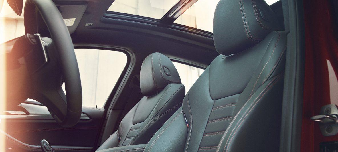 Sportsitze BMW X4 G02 2018 Innenraum