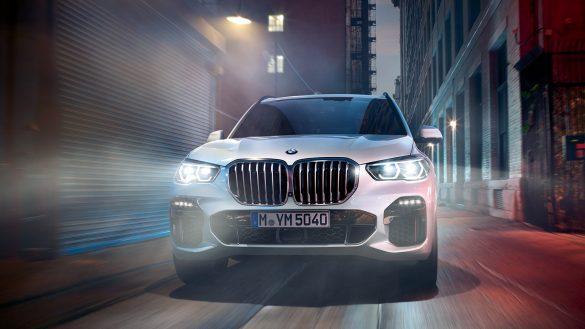 BMW X5 Front