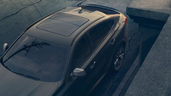 BMW X6 Panorama-Glasdach