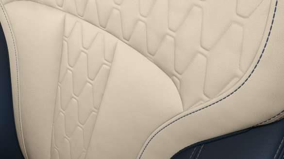 BMW X7 hochwertiges Lederdesign
