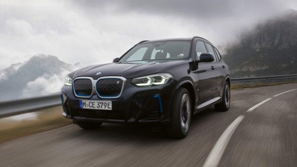 BMW iX3 G08 2021